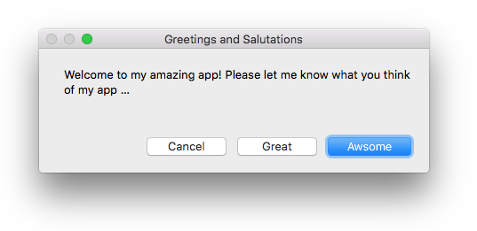 How to create Groovy Dialog Boxes in FileMaker 16 - Hi-Voltage